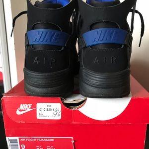 Nike Air Flight Huarache men sneakers Sz 9